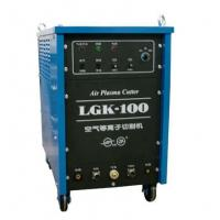 China LGK Series 100A  Current Air Plasma Cutting machine with wheels moving on sale
