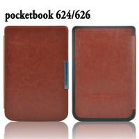 Cheap Slim Ereader Pocketbook Case for Pocketbook Touch Lux 2 Hard Shell Magnetic wholesale