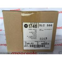 Cheap Allen Bradley Modules 1761-L16NWB 24V AC OR DC DIGITAL INPUTS RELAY OUTPUTS High reliability wholesale