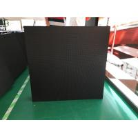 Cheap Wide View Angle RGB Outdoor LED Signs Display Board 1R1G1B 1920Hz Refresh Rate wholesale
