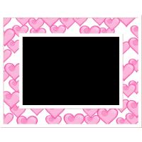 Cheap desktop gift photo frame wholesale