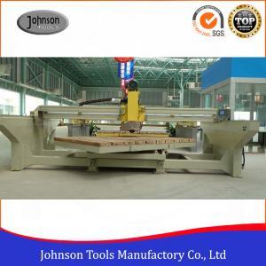Cheap Automatic Marble / Granite / Stone Cutting Machine High Precision wholesale