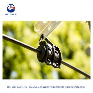Cheap FTTH Steel Suspension Clamp wholesale
