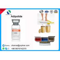 Cheap 99% Purity Adipotide Peptides Powder Fat Burning Adipotide 2mg / Vial for Weight Loss wholesale