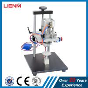 Cheap perfume pump crimper machine/perfume cap grasping machine/perfume crimping machine wholesale