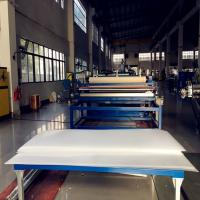 Buy cheap PC PE PP Hollow Profile Sheet Machine AF-1600 / 1800 / 2100 / 2400 from wholesalers