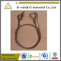 Cheap cable for LED light/steel wire rope /stainless steel wire cable with LED light wholesale