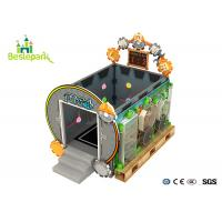 Cheap Shopping Mall Kids Indoor Playground With Race Against Time Safe & Environmental wholesale