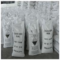 China flakes and pearls sodium hydroxide caustic soda on sale