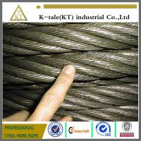 Cheap 8*19S+IWR elevator wire rope /steel cables/Emergency Towing Cable wholesale