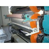 Cheap Low Noise 3 Roll Paper Calender Machine With 1600mm Width PVC Sheet wholesale