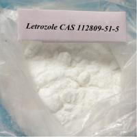 Cheap High Purity Steroids Powders Letrozole Aromatase Inhibitor Antiestrogen Powders CAS 112809-51-5 wholesale