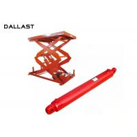 Cheap Ultra Thin Scissor Lift Standard Compact Hydraulic Hoist Cylinder with CE ISO9001 wholesale