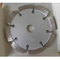 Cheap 105mm Laser Welded Tuck Point Diamond Cutting Blades With Normal Segment wholesale