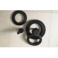Cheap High Precision Spiral Bevel Gear Bevel Pinion And Crown Wheel For Gearbox wholesale