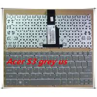 Cheap New Computer Keyboard for Acers3 S3-951 S3-371 V5-171 S3-391 Ms2346 Usversion for sale