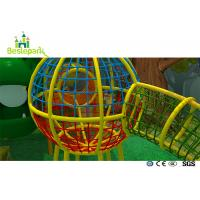 Cheap Net Rope Plastic Baby Indoor Playground For Residential Quarters / Community wholesale