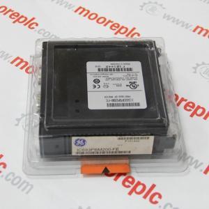 Cheap General Electric GE Fanuc IC693PWR321 PLC module wholesale