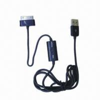 Cheap Cable, with Data/Charging Transfer Controller, Used for iPhone/iPod/iPad wholesale