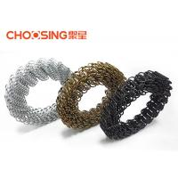 30 Mtr Roll Upholstery Seat Springs , Replacement Sofa Springs Silver Color Outstanding Elasticity