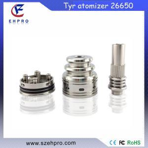 Cheap 26650 Type Mechanical Mod E Cigarette 510 threading sus 304 wholesale