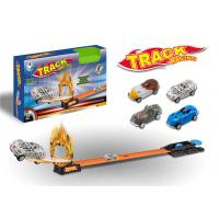 Cheap Hot Wheels Toy Race Car Track Sets With Metal Alloy Racer Animal Style Car wholesale