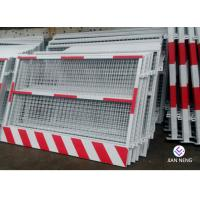 Cheap Custom Made Construction Safety Barricade, Temporary Guardrail Systems For Elevator Entrance wholesale