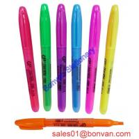 Cheap good use fine highlighter,colorful marker,customized marker for promotional wholesale
