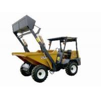 Cheap 3ton Dumper with Self Loading System wholesale