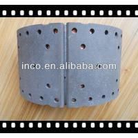 Cheap DONGFENG TRUCK SPARE PARTS,BRAKE SHOES FRICTION OF ASSEMBLY,3502ZS10-090 wholesale