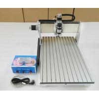 Cheap 300w Spindle Motor 6040 CNC Router Engraver Drilling And Milling Machine wholesale