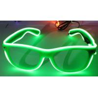 Buy cheap Sound Activated El Wire Glasses  from wholesalers