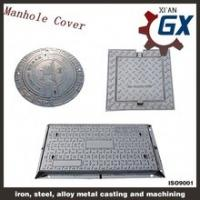 Cheap GX Provide Casting Circular Sealed Manhole Cover for Gas Station wholesale
