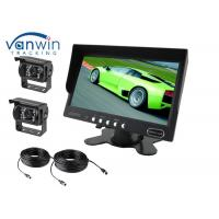 Cheap 7inch stand mount reverse camera monitor with customized Logo wholesale