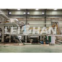 China Heavy Toilet Paper Manufacturing Machine , Toilet Paper Making Machine CE Approval on sale
