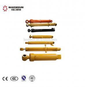 Cheap ISO Rustproof Bucket Hydraulic Cylinder Steel Excavator Hydraulic Parts wholesale