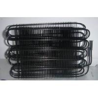 Cheap Bundy Tube Wire On Tube Condenser Outside Condenser 4.76*0.6mm Black Color wholesale