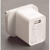 Smart High Speed Samsung Iphone Ipad Wall Charger With 5V Output Voltage