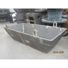 Buy cheap metal Low Profile 2000lb Aluminum Ingot Mold from wholesalers