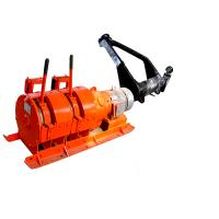Cheap Mining scraper winch with two puilley one bucket wholesale