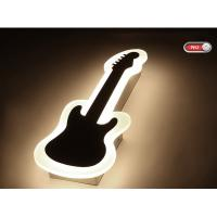Cheap Guitar Acrylic 1000lm inside LED wall light /indoor led wall lamp for amusement park wholesale
