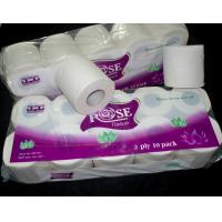 Cheap 10roll pack, mixed pulp, Toilet Tissue roll, bath tissue, toilet paper wholesale
