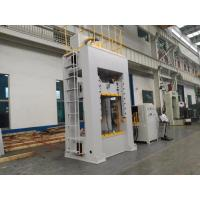Buy cheap 200T Gantry Type Hydraulic Press Machine Sheet Metal Stretch Machining 11 KW Motor from wholesalers