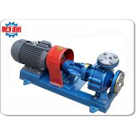 China Petroleum Chemical Heating Oil Transfer Pump Centrifugal High Flow Rate on sale
