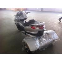 Cheap 150CC 4 Stroke Three Wheels Scooter Oil Cooled For Shopping / Working wholesale