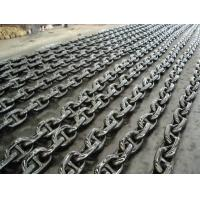 Buy cheap High Capacity Special Chain , Anti Corrosive Stud Anchor Chain from wholesalers