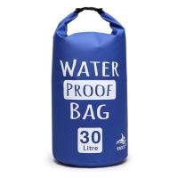 Cheap 30L Backpack Dry Tube Waterproof Bag for Surfing, Swimming, Kayaking, Boating, Fishing, Hiking, Camping, Skiing and Snow wholesale