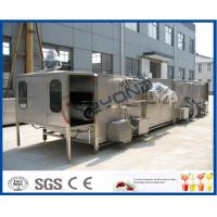 Buy cheap 5000LPH Soft Drink Production Line For Soft Drink Manufacturing Process from wholesalers
