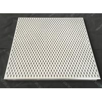 Cheap Leaf- Shaped Galvanized Steel Metal Clip in Ceiling Tiles Panels for Interior Decoration wholesale