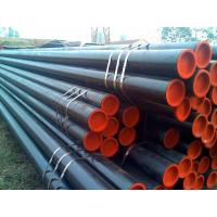 Cheap ASTM A106 / A53 / API5L Gr.B Seamless Carbon Steel Pipes W.T.6.35 - 60mm wholesale